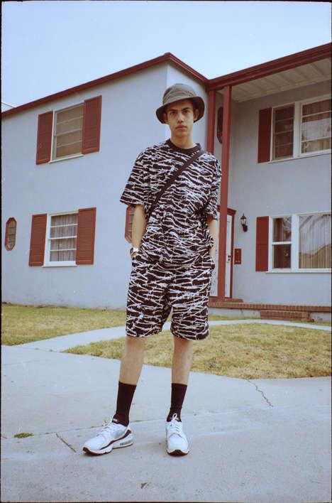 Print-Heavy Summer Streetwear