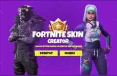 Battle Royale Skin Creators