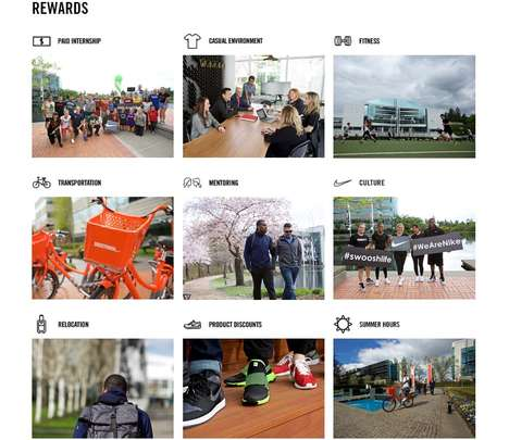 Sports Brand Student Ambassadors
