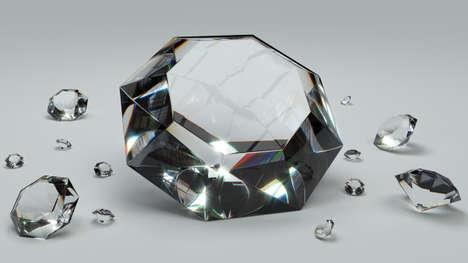 Diamond-Driven Blockchain Systems