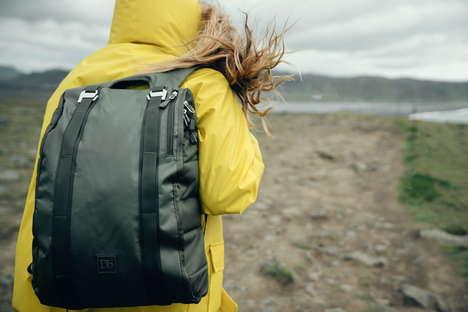 Chic Multipurpose Backpacks