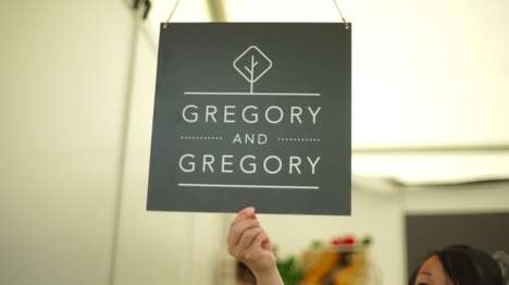 Deceptive Deli Campaigns - Greggs Went Undercover at a Gourmet Food Festival as Gregory and Gregory