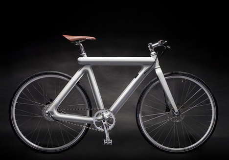 Subtly Electric Commuter Bicycles