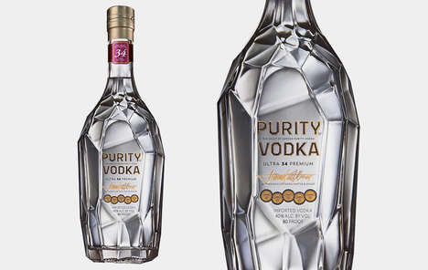 Ornate Organic Swedish Vodkas