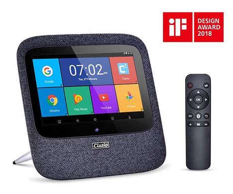 Multimedia Console Smart Speakers