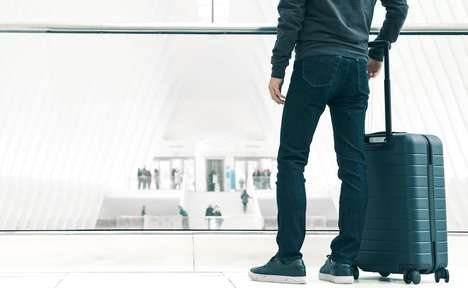 Ergonomic Travel-Friendly Jeans