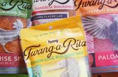 Flavored Cocktail Rimmers - Twang-A-Rita Makes Premium, Naturally Flavored Salt, Sugar & Seasoning