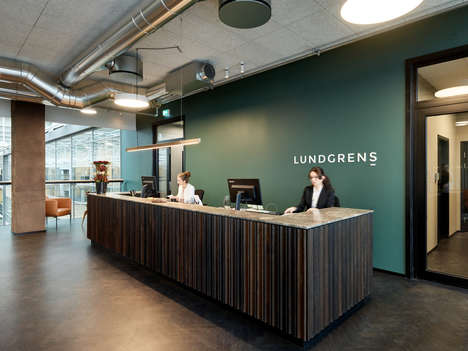 Luxuriously Simple Law Firms