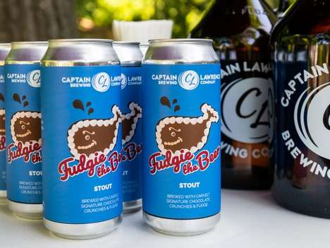 Fudge Cake-Inspired Beers