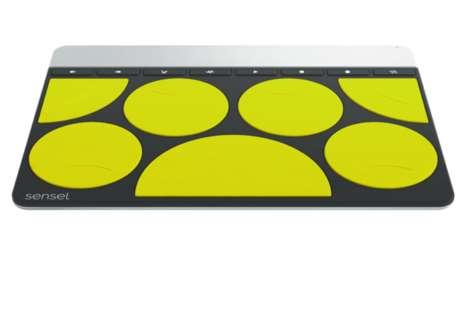 Creative Modular Trackpads
