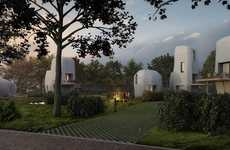 Sustainable 3D-Printed Homes