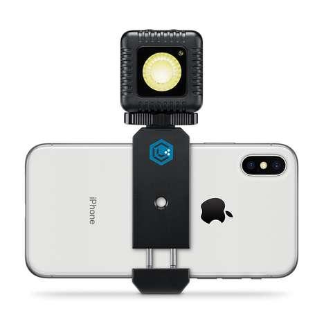 Portable Smartphone Lighting Kits
