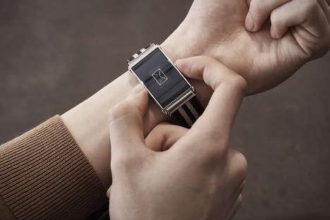 Discreet Connectivity Watch Straps