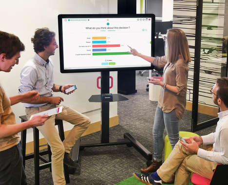 Trend maing image: Interactive Business Meeting Platforms