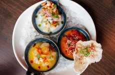 Contemporary Peruvian Eateries - Mira Restaurant Offers Up Traditional and Modern Peruvian Flavors