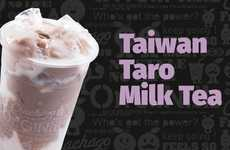 Authentic Bubble Tea Shops - The Chachago Bubble Tea Shop Offers Up High Quality Flavors