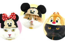 Disney-Inspired Cat Hats