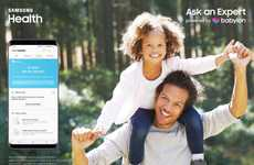 App-Based Healthcare Services - 'Ask an Expert' Offers Smartphone Users Access to Doctors and More
