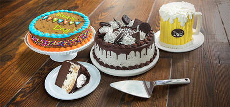 Indulgent Father's Day Cakes