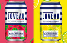 Sweetener-Free Sparkling Refreshments