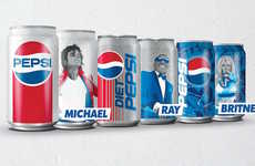 Pop Culture-Celebrating Soda Campaigns