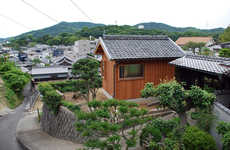 Multifunctional Studio Sheds - Ryuji Kajino's Malubishi Architects Fuses the Modern and Historic