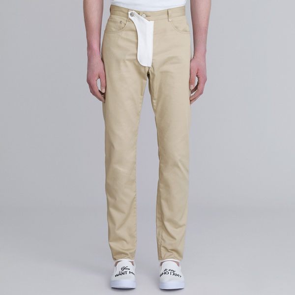 Hilarious Crotch-Accenting Pants
