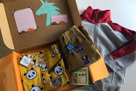 Curated Youth Subscription Boxes