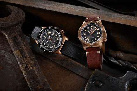 Contemporary Dive Watches