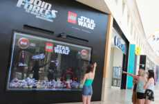 Gesture-Controlled Sci-Fi Campaigns - Consumers Can Use the Force in This Creative Campaign