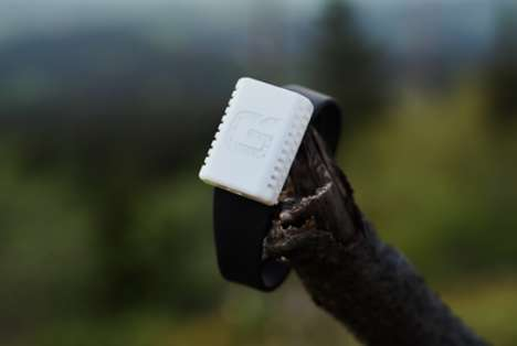 Non-Toxic Mosquito-Repelling Wearables