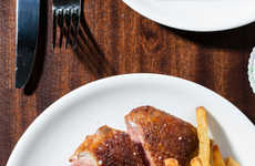 French-Forward Eateries - Frenchette Serves French Bistro Classics with a Focus on Perfection