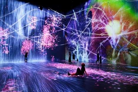 Awe-Inspiring 3D Art Exhibitions
