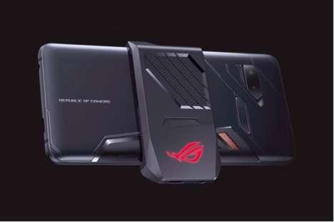 Impressively Powerful Gaming Phones