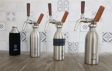 Portable Cold Brew Taps