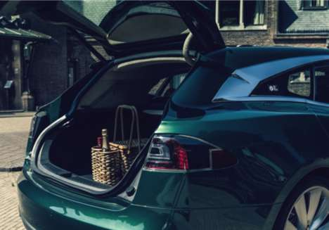 Custom-Made Electric Hatchbacks