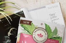 Herbal Pregnancy Chews - Traditional Medicinals Makes Individually Wrapped Herbal Supplements