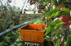 Industrial Agriculture Robots - The 'EcoBarrow' Can be Used in a Multitude of Different Ways