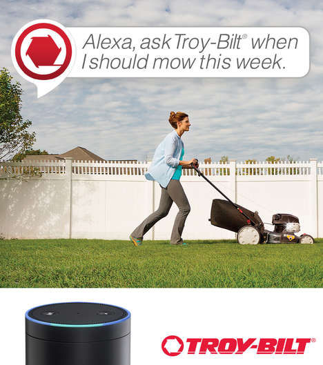 Voice-Controlled Yard Assistants
