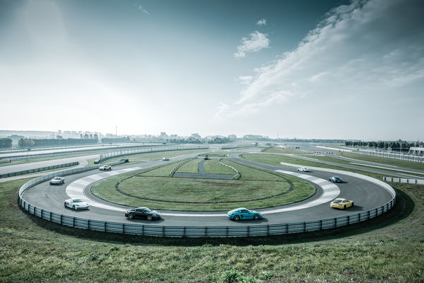 Immersive Driving Events