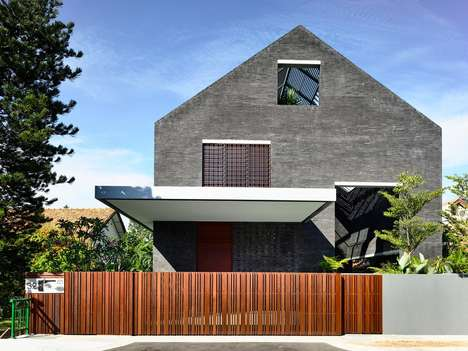 Roofless Home Designs