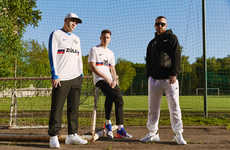 Russian-Themed Soccer Collections - Nike Collaborates with Creatives on 'Football Korobka'