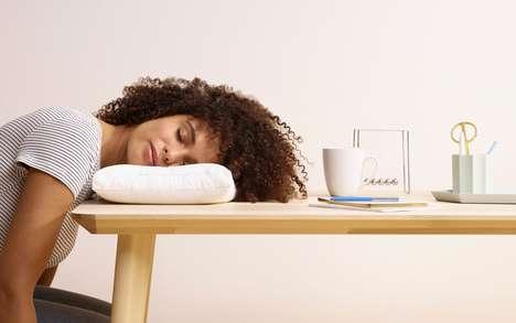 Travel-Friendly Mini Nap Pillows