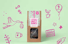 Family-Focused Herbal Teas - Nipper & Co. Makes Teas for Pregnant and Nursing Women, and Kids