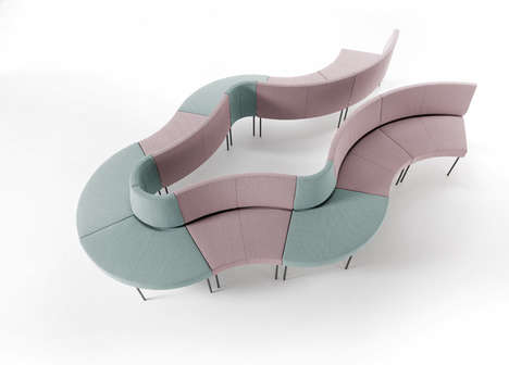 Colorful Customizable Furniture Designs