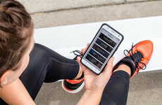 Workout-Tracking Running Shoes - The Runtopia 'Reach' Trainers Recognize Your Athletic Endeavors
