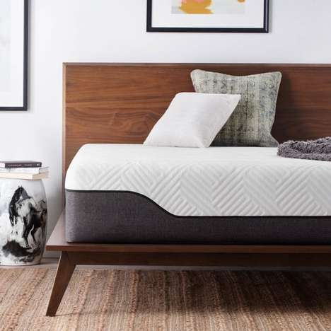 Natural Odor-Eliminating Mattresses