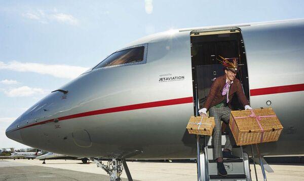 Kid-Focused Private Jet Experiences