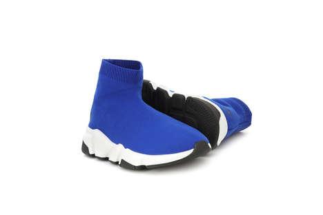 Luxe Sleek Youth Sneakers