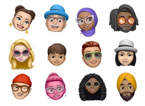 Responsive Personalized Emojis